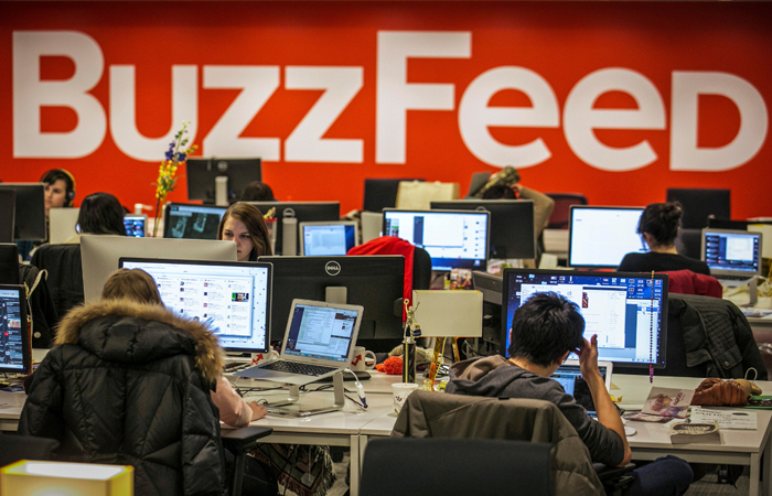 Buzzfeed Headquarters Photo