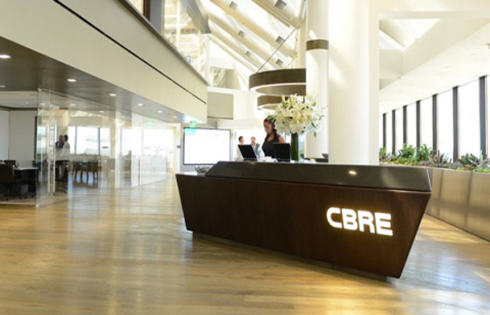 CBRE Headquarters Photo