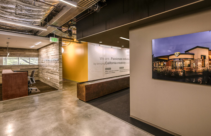 California Pizza Kitchen Corporate Office Photo