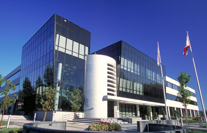 Canon Corporate Office Photo