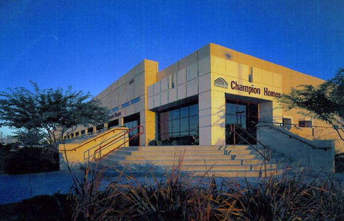Champion Homes Headquarters Photo