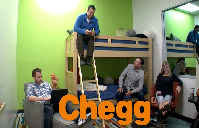 Chegg Corporate Office Photo