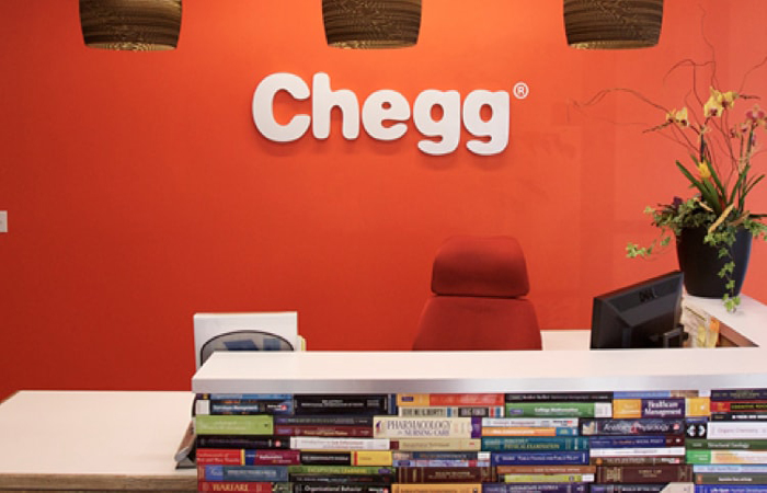 Chegg Headquarters Photo