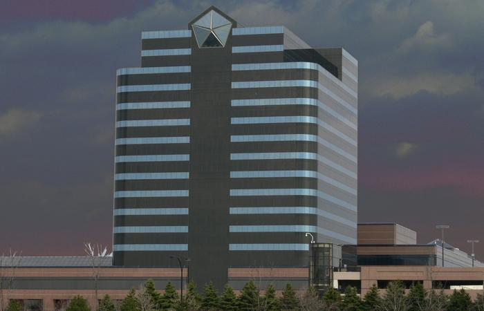 Chrysler Corporate Office Photo