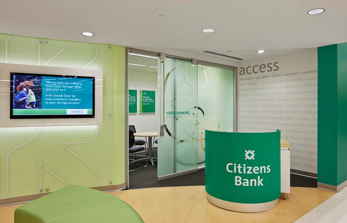 Citizens Bank Corporate Office Photo