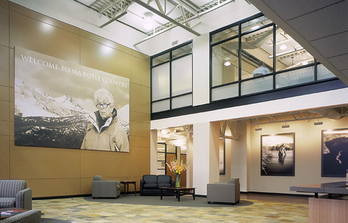 Columbia Sportswear Headquarters Photo
