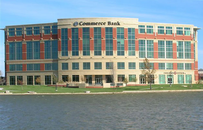 Commerce Bank Headquarters Photo