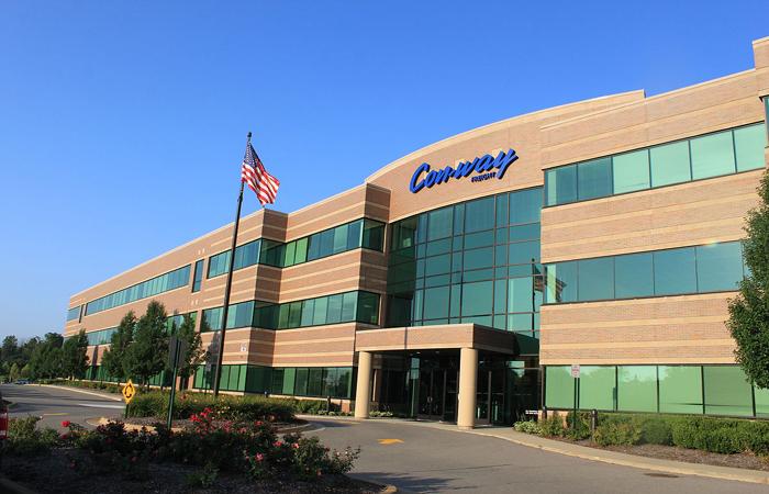 Con Way Headquarters Photo
