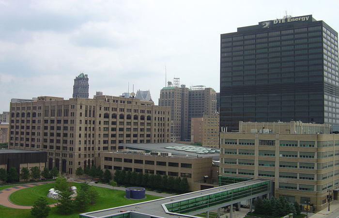 DTE Energy Headquarters