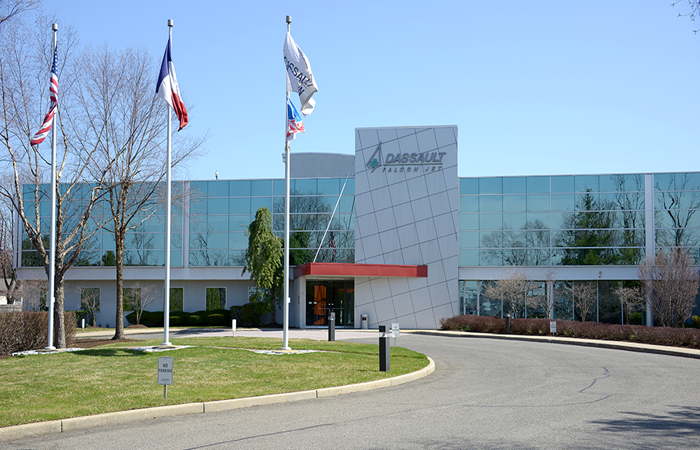 Dassault Falcon Jet Corp Headquarters Photo