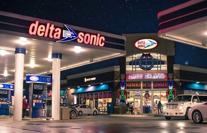 Delta Sonic Headquarters Photo