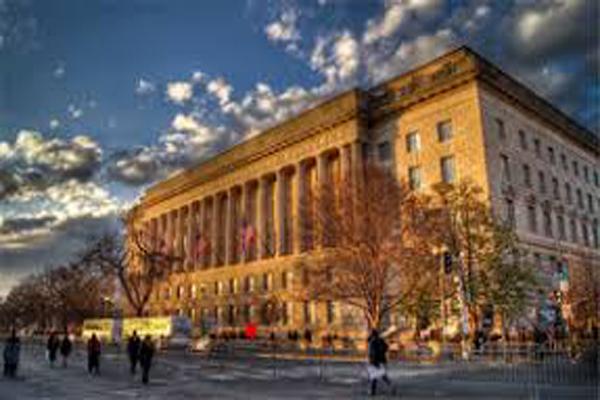 Department of Commerce (DOC) Headquarters Photo