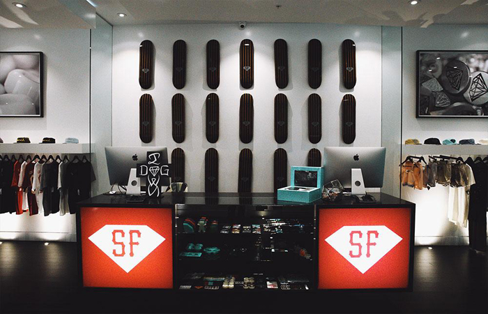 Diamond Supply Company Headquarters Photo