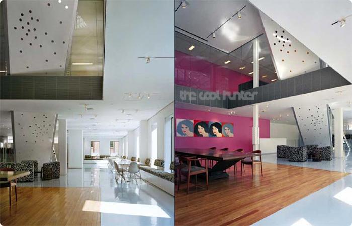 Diane Von Furstenberg Studio Corporate Office Photo