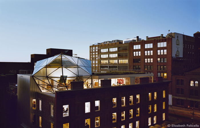 Diane Von Furstenberg Studio Headquarters Photo