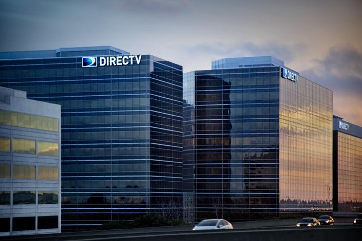 DirecTV Corporate Office Photo