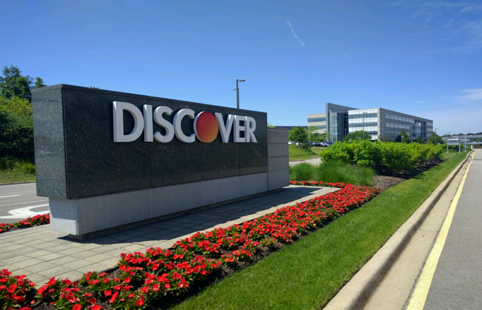 Discover Financial Services Headquarters Photo