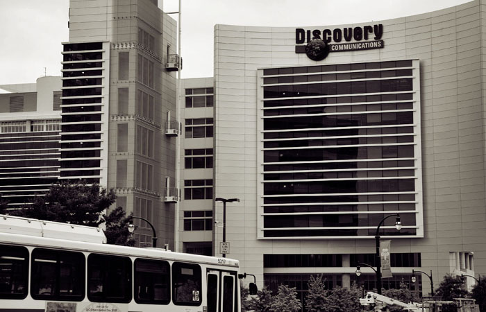 Discovery Inc Headquarters Photo
