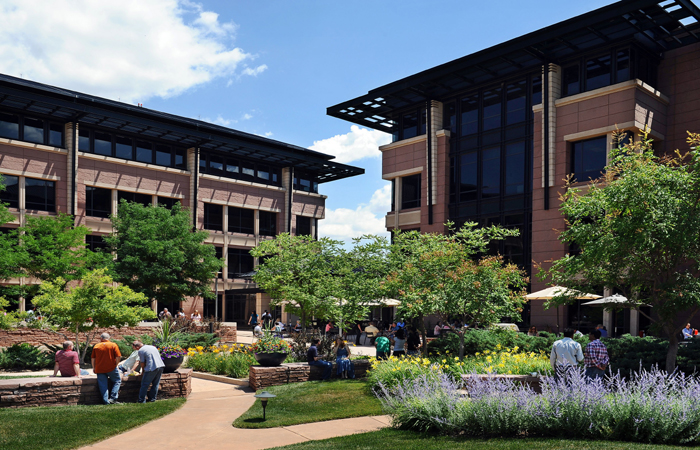 Dish Network Corporate Office Photo