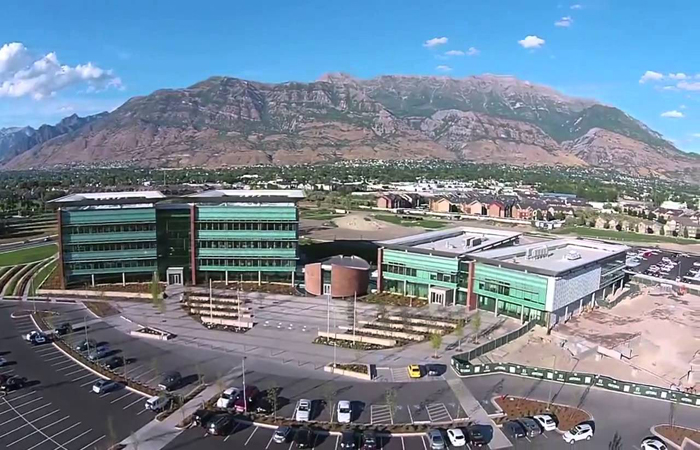 DoTerra Headquarters Photo