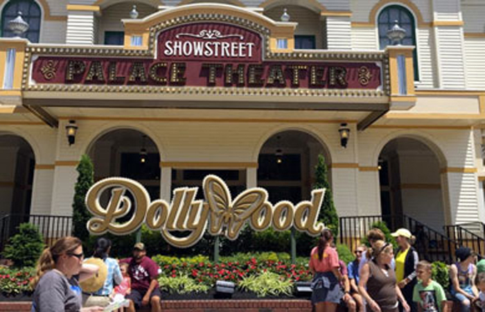 Dollywood Headquarters Photo