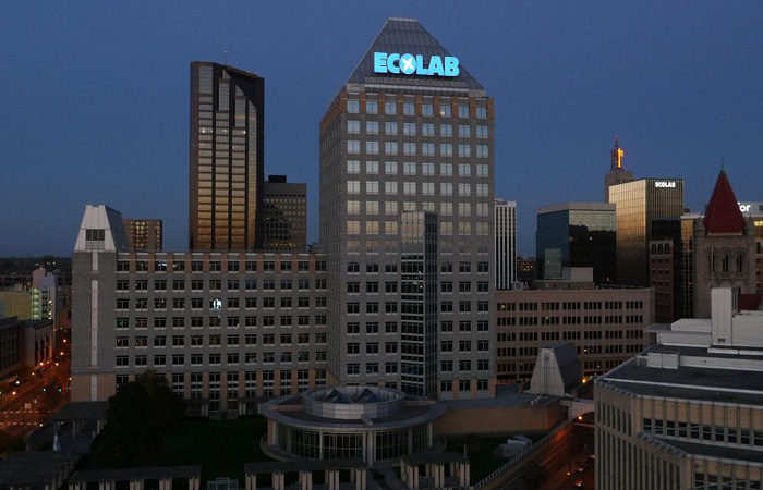 Ecolab Headquarters Photo
