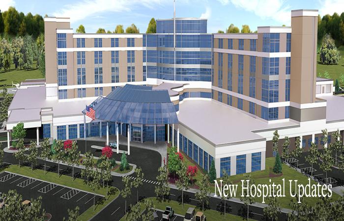 Eliza Coffee Memorial Hospital Headquarters Photo