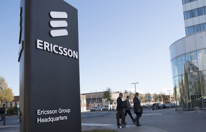 Ericsson Headquarters Photo