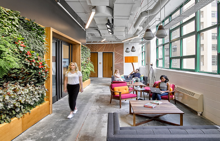 Etsy Corporate Office Photo