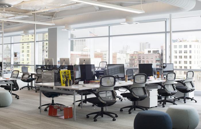 Eventbrite Corporate Office Photo