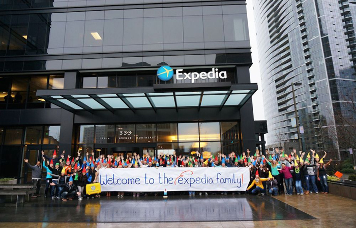 Expedia Corporate Office Photo