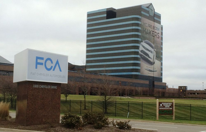 FCA Headquarters Photo