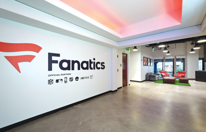 Fanatics Headquarters Photo