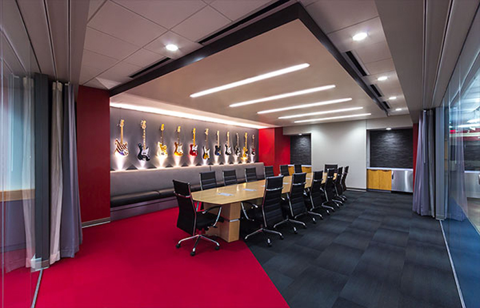 Fender Musical Instruments Corporate Office Photo