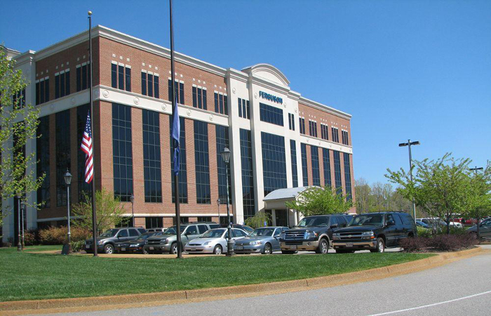 Ferguson Headquarters Photo