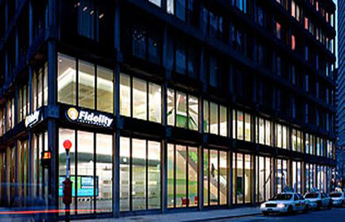 Fidelity Investments Corporate Office Photo