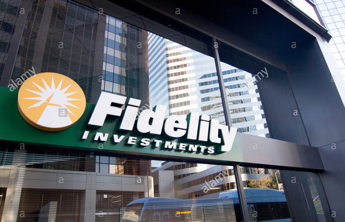Fidelity Investments Headquarters Photo