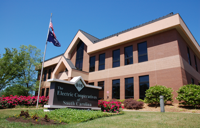 First Electric Coop Headquarters Photo