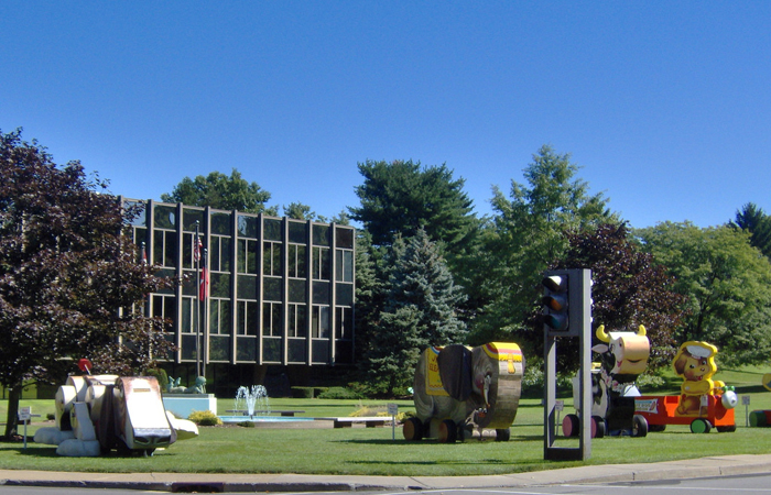 Fisher Price Headquarters Photo
