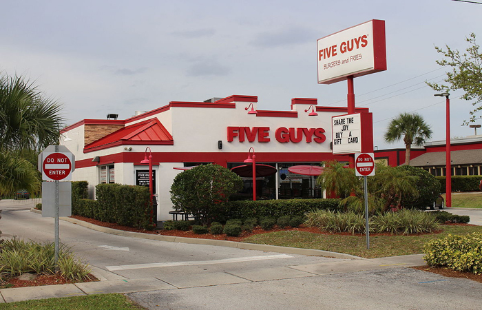 Five Guys Headquarters Photo