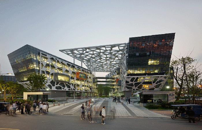 Alibaba Headquarters Photo