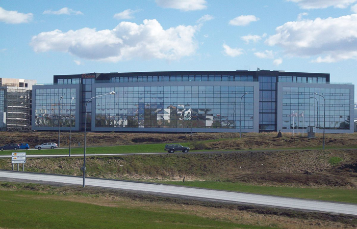 Allergan Headquarters Photo