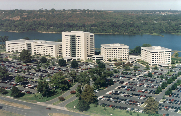 Alltel Corp Headquarters Photo
