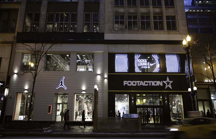 Footaction Headquarters Photo