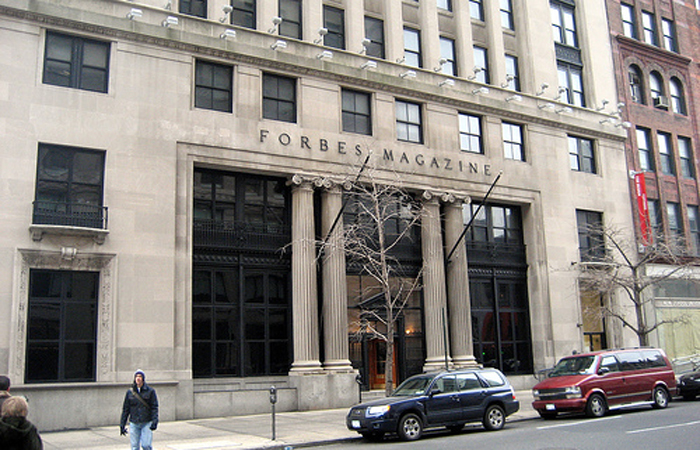 Forbes Headquarters Photo