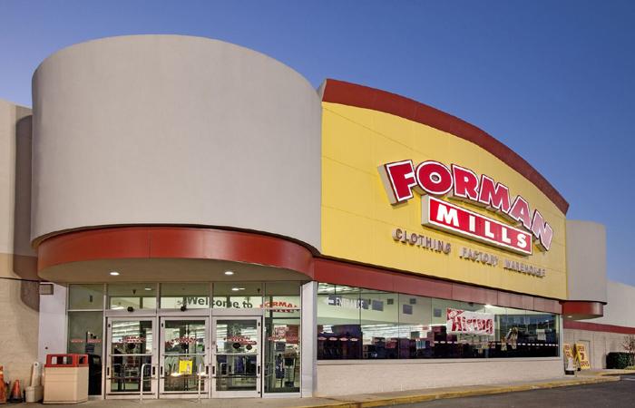 Forman Mills Headquarters Photo