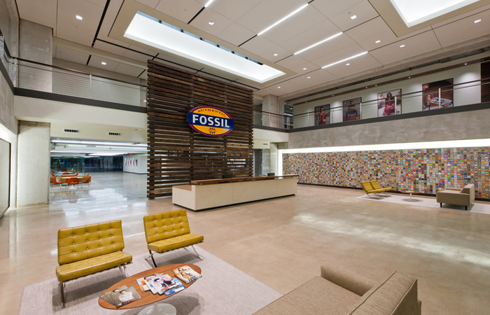 Fossil Headquarters Photo