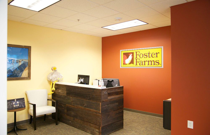 Foster Farms Headquarters Photo