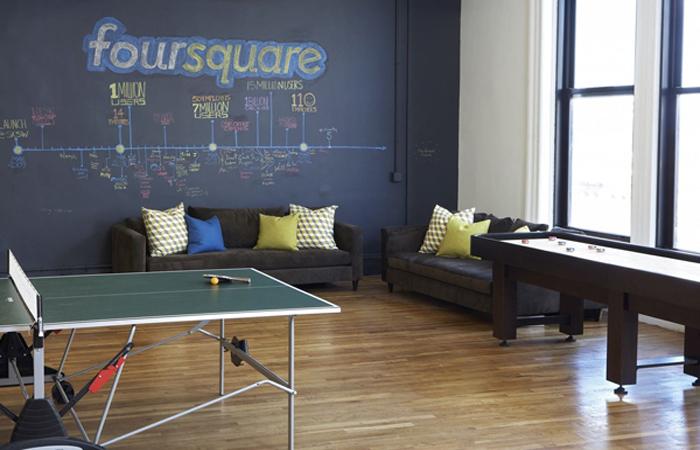 Foursquare Corporate Office Photo