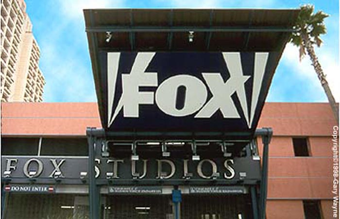 Fox Studios Headquarters Photo